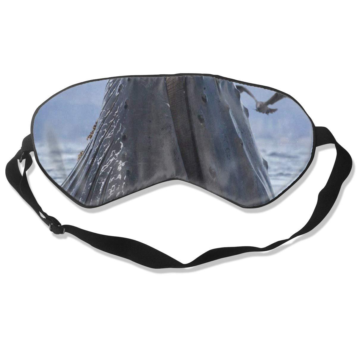 Custom Sleeping Mask Whale Shark Mouth Adjustable Breathable Sleep Mask/Sleeping Eyes Mask/Sleep Eyes Mask/Eyeshade/Blindfold