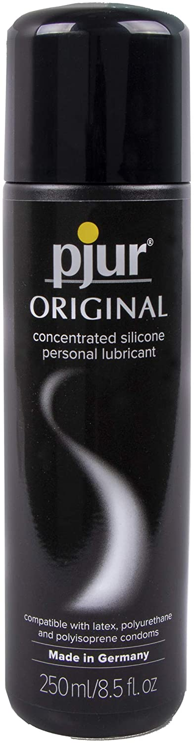 Pjur ORIGINAL ( 8.5 Fluid Ounce / 250 Milliliter ) - Super Concentrated Silicone Personal Lubricant