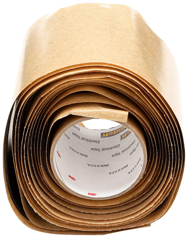 Scotch Vinyl Mastic Roll 2210, 4 in x 10 ft
