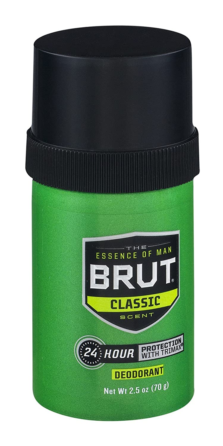 Brut Stick Deod 2.25 Oz, Pack of 12