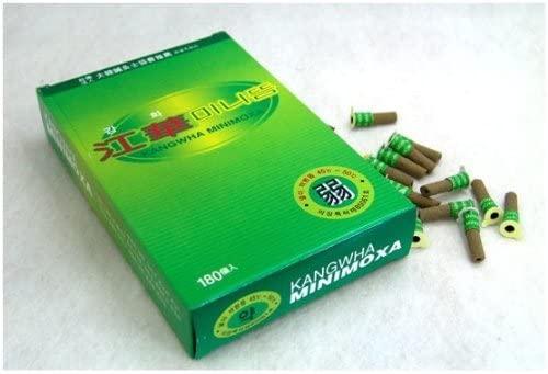 10 of Kang HWA Stick-On Mini Moxa - Green