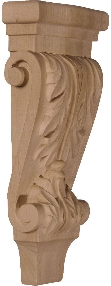 Ekena Millwork CORW05X02X10PAWA-CASE-6 Corbel, Factory Primed