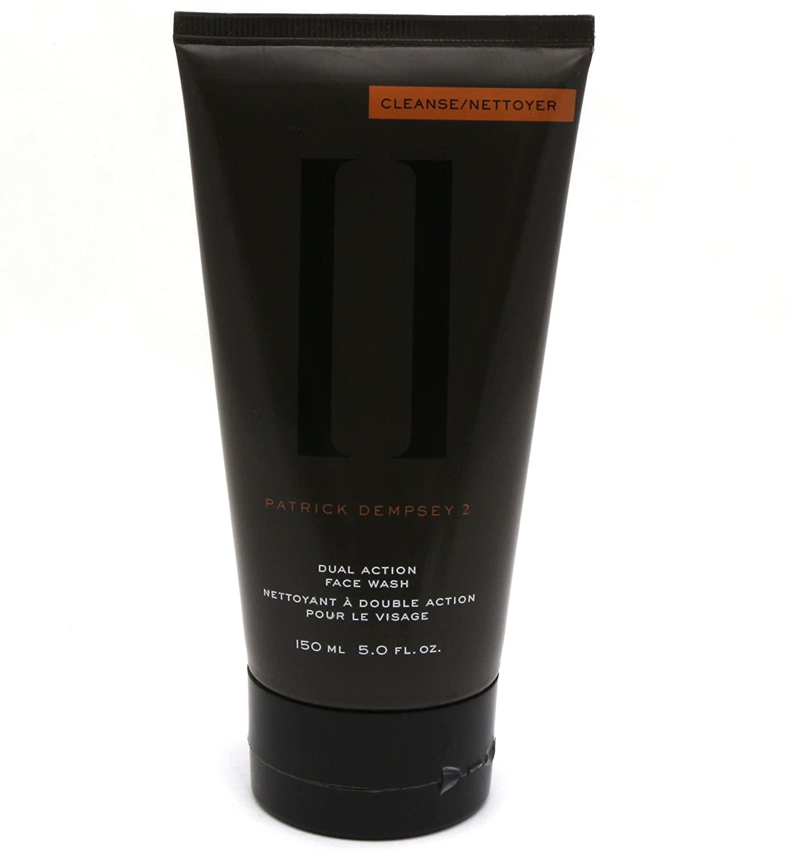 Avon Patrick Dempsey 2 Dual Action Face Wash