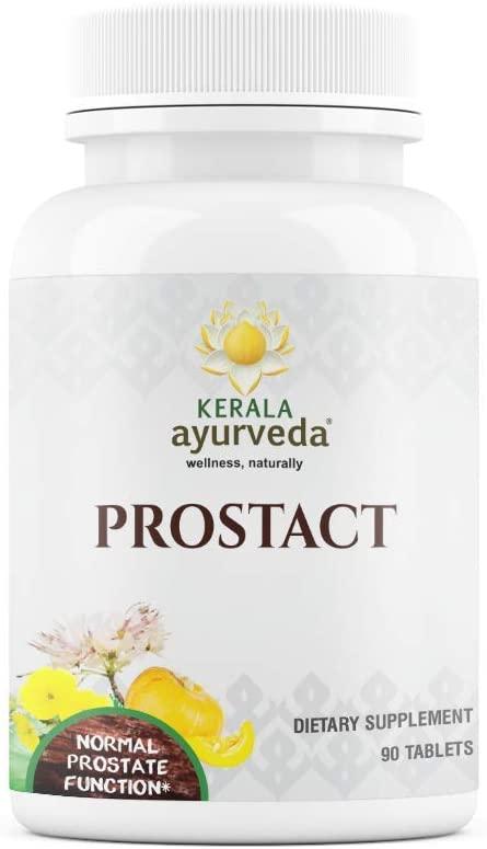 Kerala Ayurveda Prostact, 90 Capsules