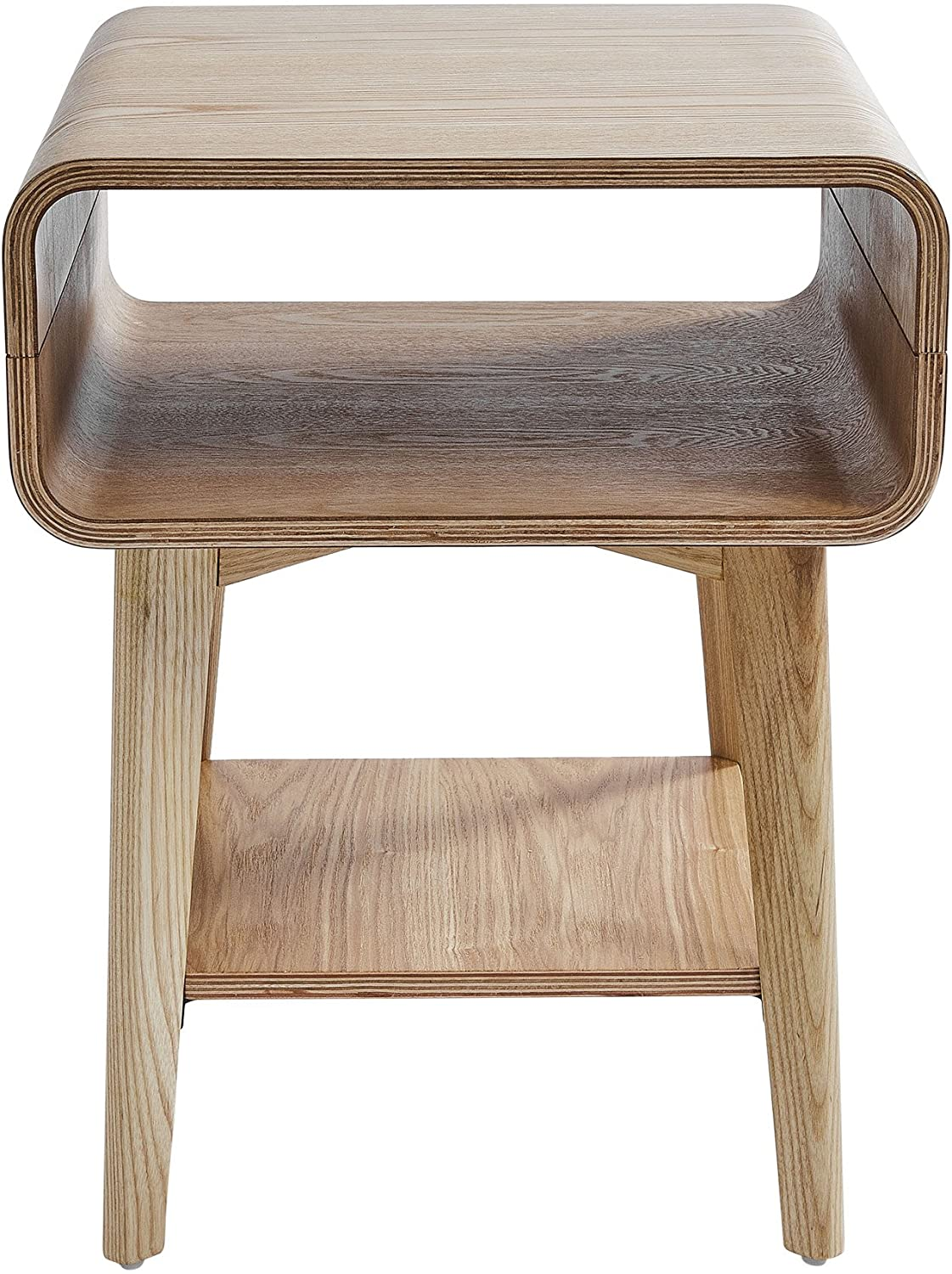 Rustic Solid Reclaimed Wooden Modern Antique Handmade Bedside Tables