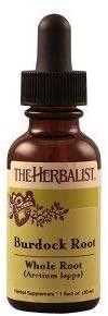 The Herbalist, Burdock Root, 1 Ounce