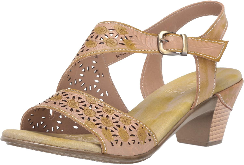 L'Artiste by Spring Step Women's Noreen Heeled Sandal
