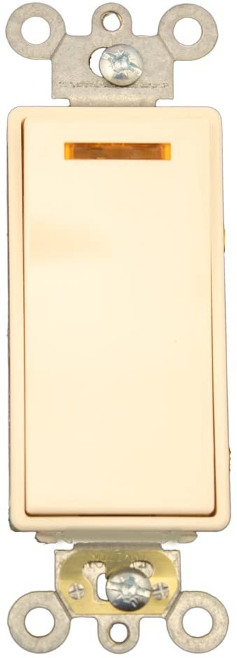 Leviton 5633-2T, Light Almond
