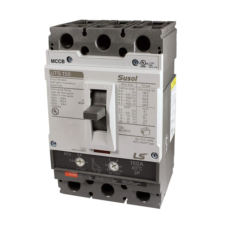 ASI UTS150N-FTU-60-3P-LL-UL Molded Case Circuit Breaker