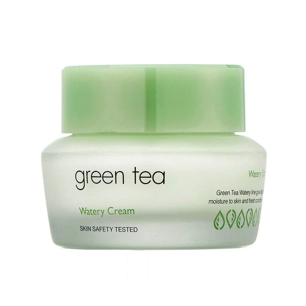 [It's Skin] Green Tea Watery Cream