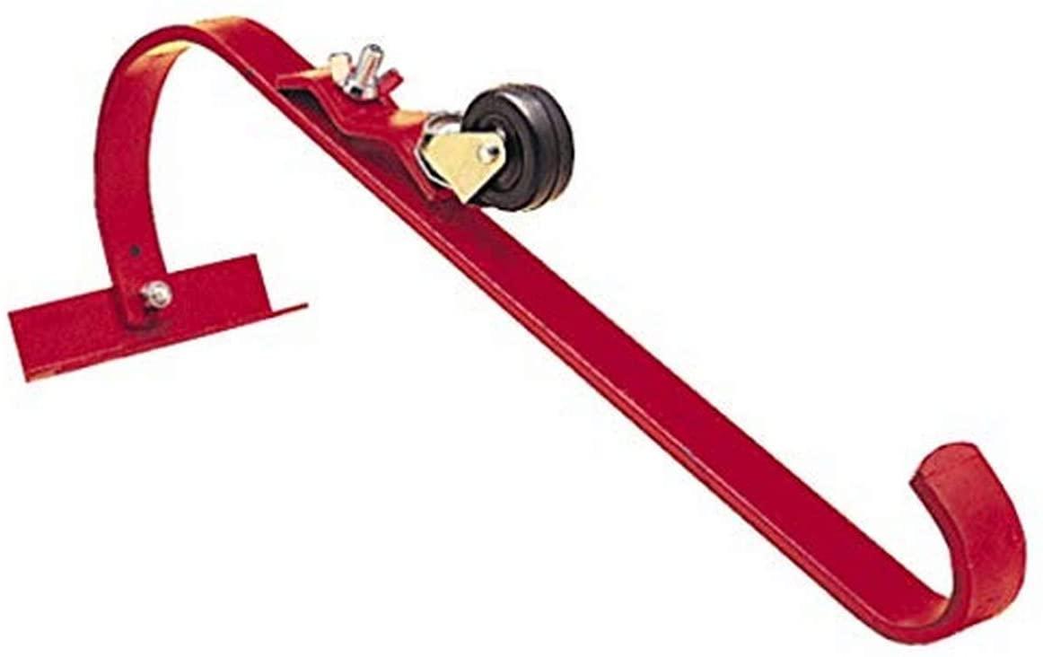 Qualcraft 2481 Ladder Hook with Wheel