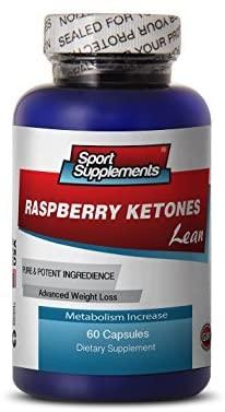 Fat Burners for Women Weight Loss - Raspberry Ketones Lean - Herbal Raspberry Ketones Supplement to Improve Metabolism (1 Bottle 60 Ml)