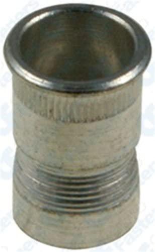 100 6-32 U.S.S. Steel Nutsert
