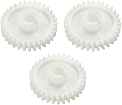 (3 Pack)Drive Gear 81B0045 41A2817 41C4220A for Liftmaster Chamberlain Craftsman Sears Garage Door Opener