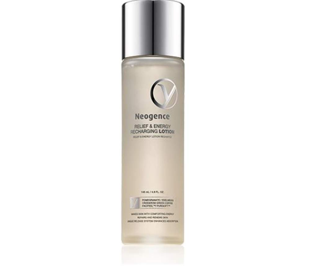 Neogence RELIEF & ENERGY RECHARGING LOTION 145ml