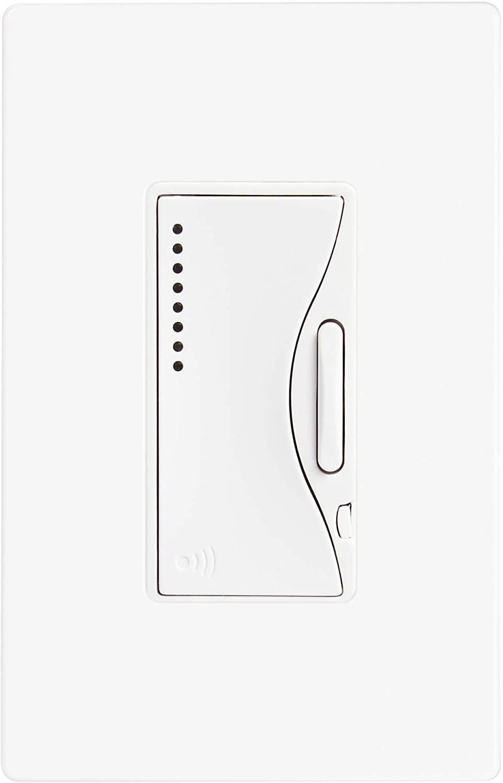 EATON RF9640-NAW Z-Wave Plus Universal Dimmer, Alpine White