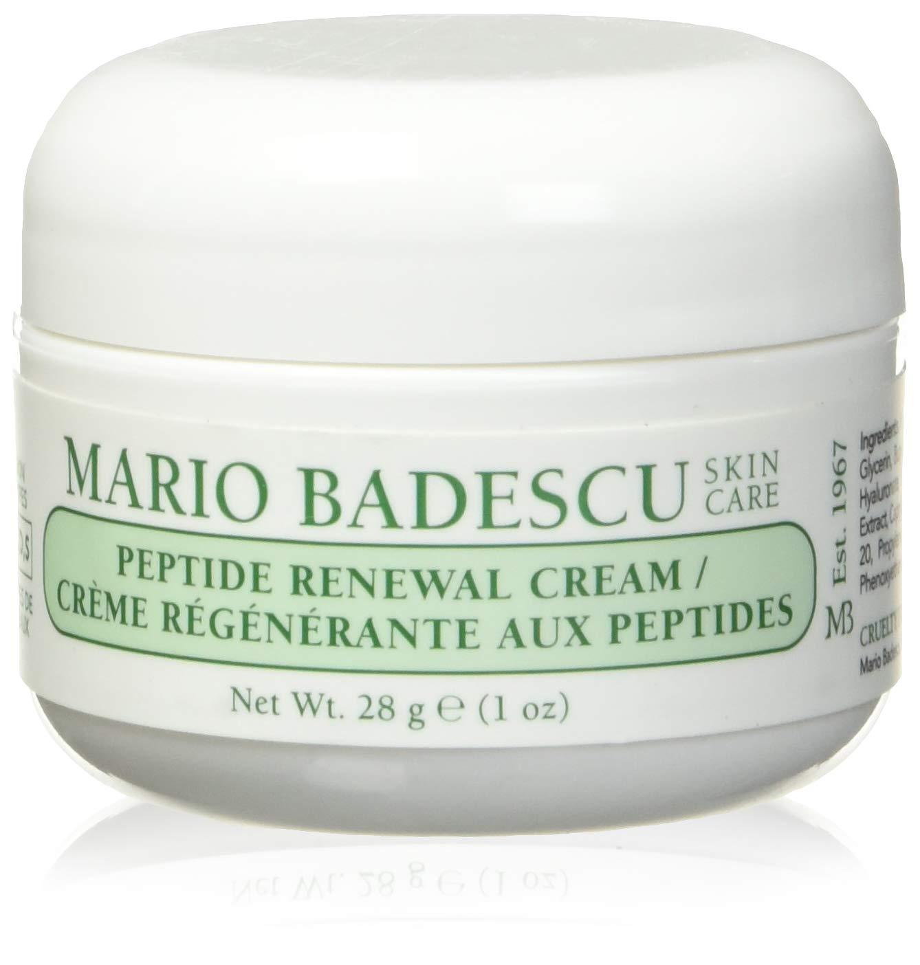 Mario Badescu Peptide Renewal Cream, 1 oz