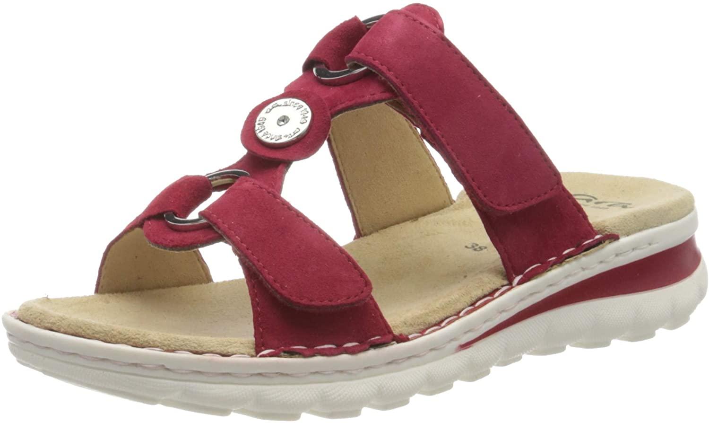 ARA Womens Ankle Strap Sandals