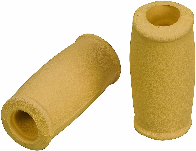 DMI Crutch Hand Grips, Free, Comfort Grip, Regular, 12 Pair