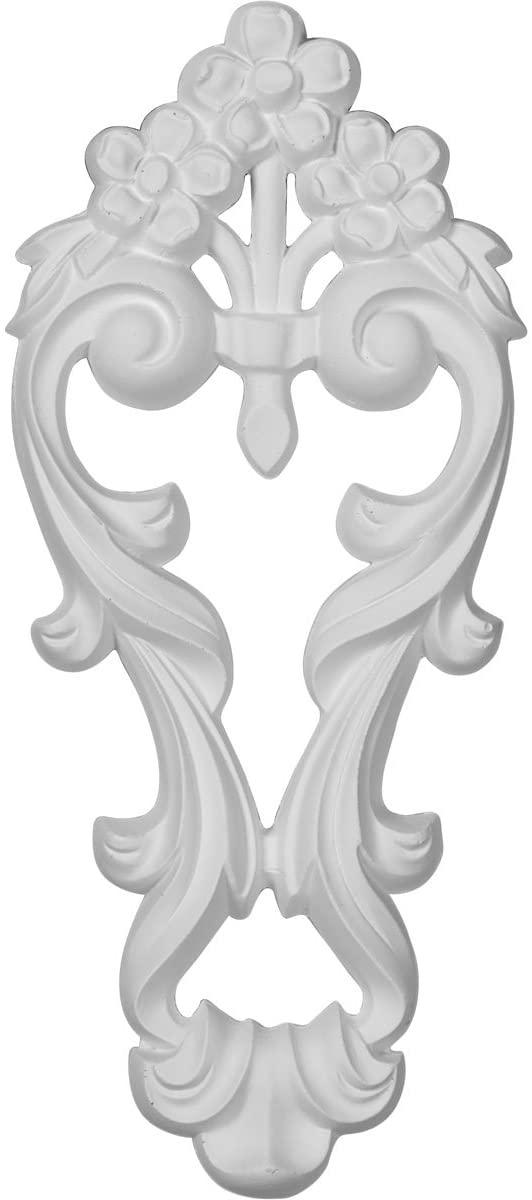 Ekena Millwork ONL04X10X01FL-CASE-2 Onlay, Factory Primed