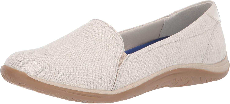 Dr. Scholl's Women's Keystone Shoe, Smoke Chambray/Patent, 12 W US