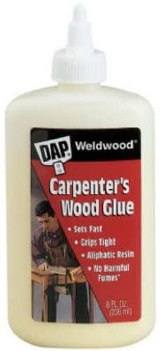 Dap 00491 Carpenters Wood Glue - 16 Oz.