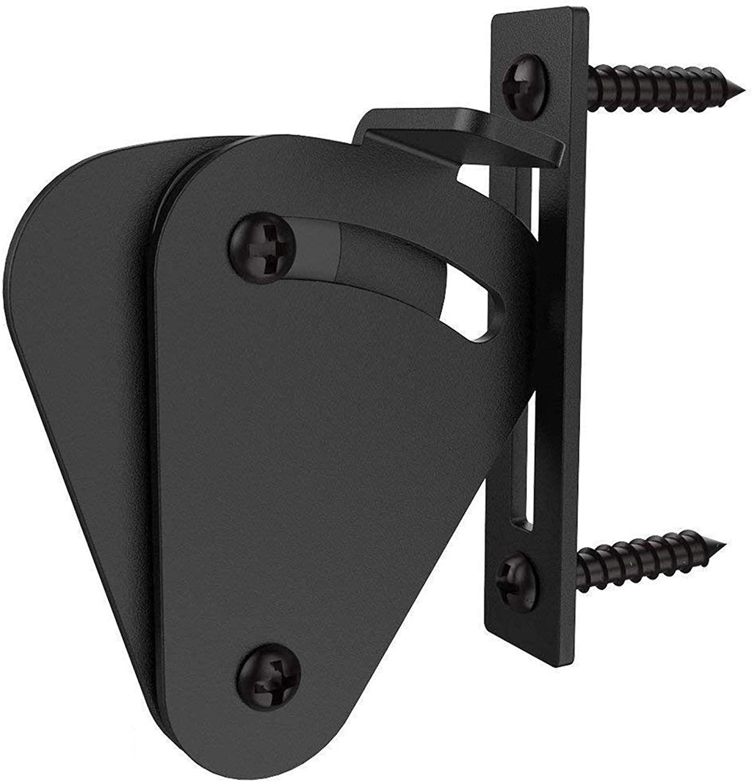 Sliding Barn Door Lock for Barn Door Hardware, Barn Door Latch Privacy Lock Double Barn Sliding Doors,Pocket Doors for Garage, Closet, Wood Shed Gates