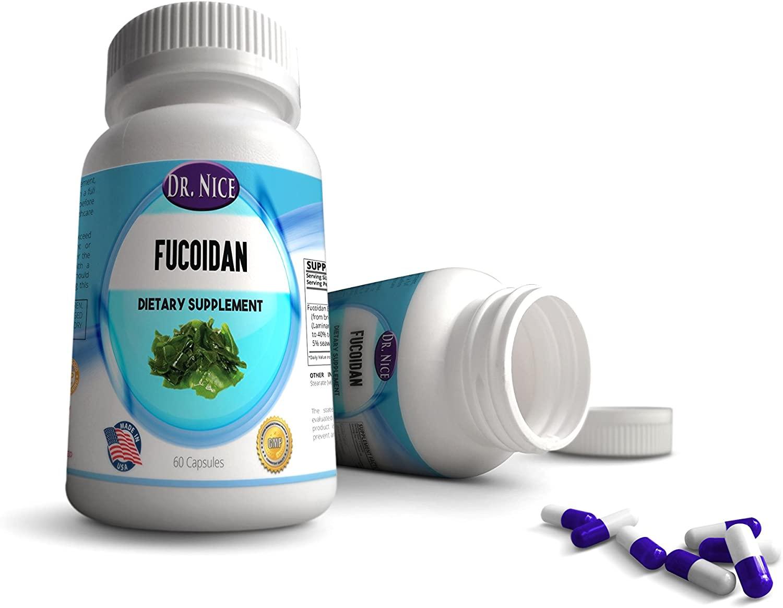 Dr. Nice Fucoidan Formula