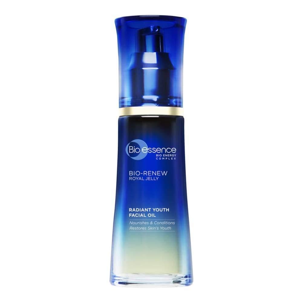 BIO-ESSENCE Bio-Renew Radiant Youth Facial Oil 40 ml. (4 Pack)