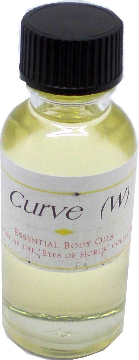 Curve - Type for Women Perfume Body Oil Fragrance [Regular Cap - 1 oz.]
