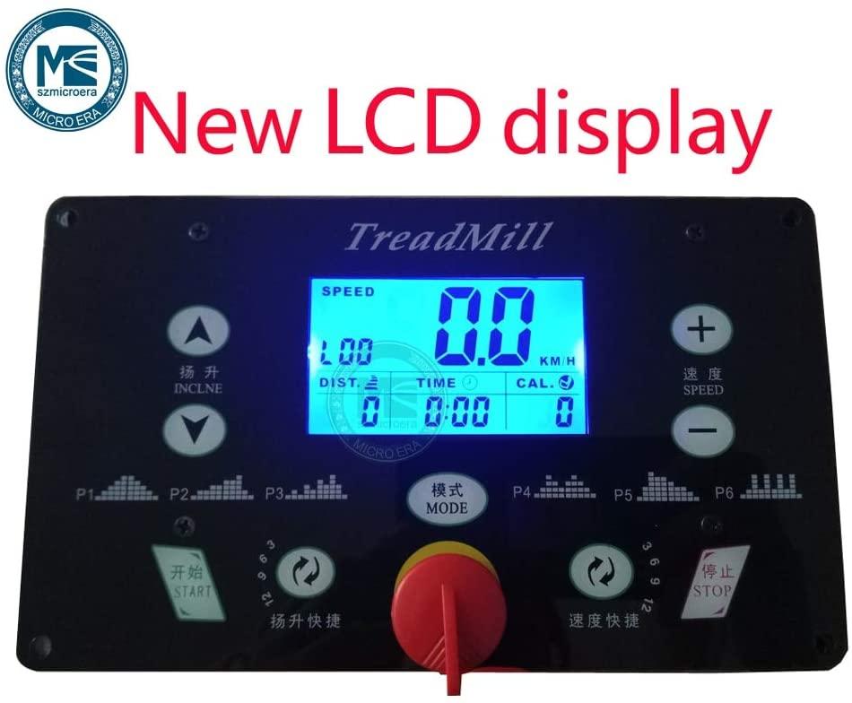 Xennos motor controller set new screen - (Plug Type: Non-incline LCD)