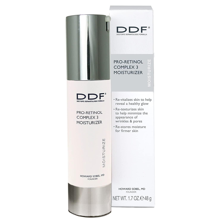 DDF Pro-Retinol Complex 3 Moisturizer, 1.7 oz
