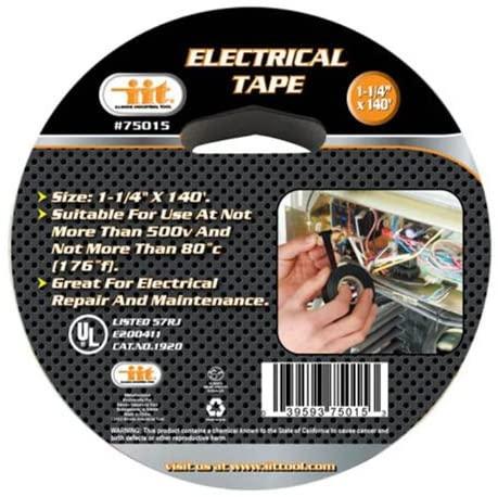 IIT 75015 Jumbo Electrical Tape, 140-Feet