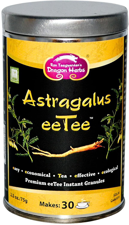 Dragon Herbs Astragalus eeTee Premium eeTee Instant Granules 2 1 oz 60 g