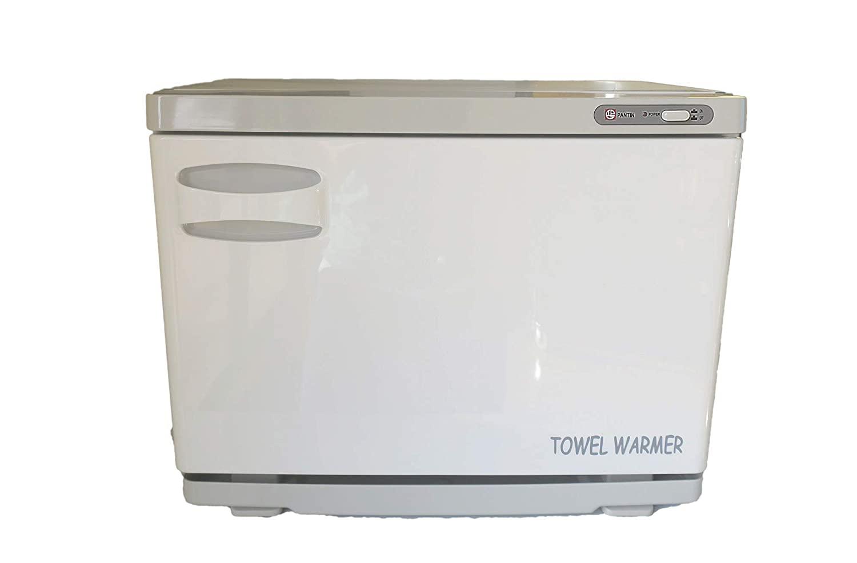 Pantin 18 Liter Capacity One Compartment Towel Warmer for Hair Salon, Beauty SPA, Restaurant & Home, 2 Shelf - 110V, 180W