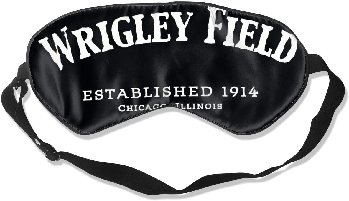 Gjfauehf Wrigley Field Eye Mask, Sleep Shading, Sleep to Relieve Fatigue