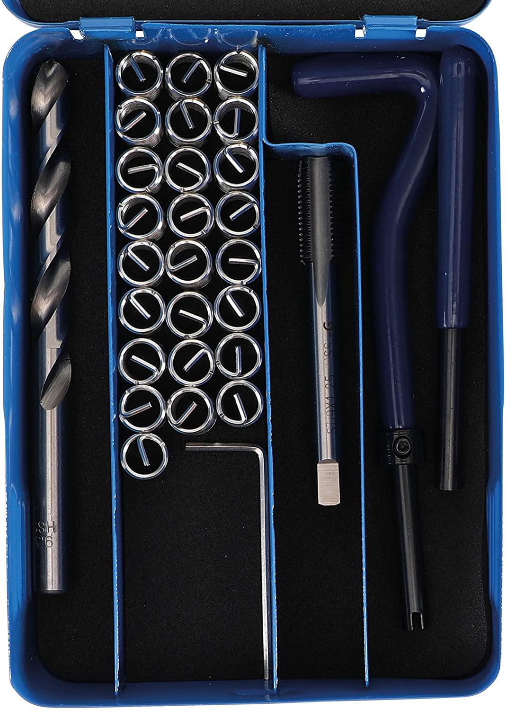 BGS 9435 | Thread Repair Kit | M9 x 1.25 | 29 pcs.
