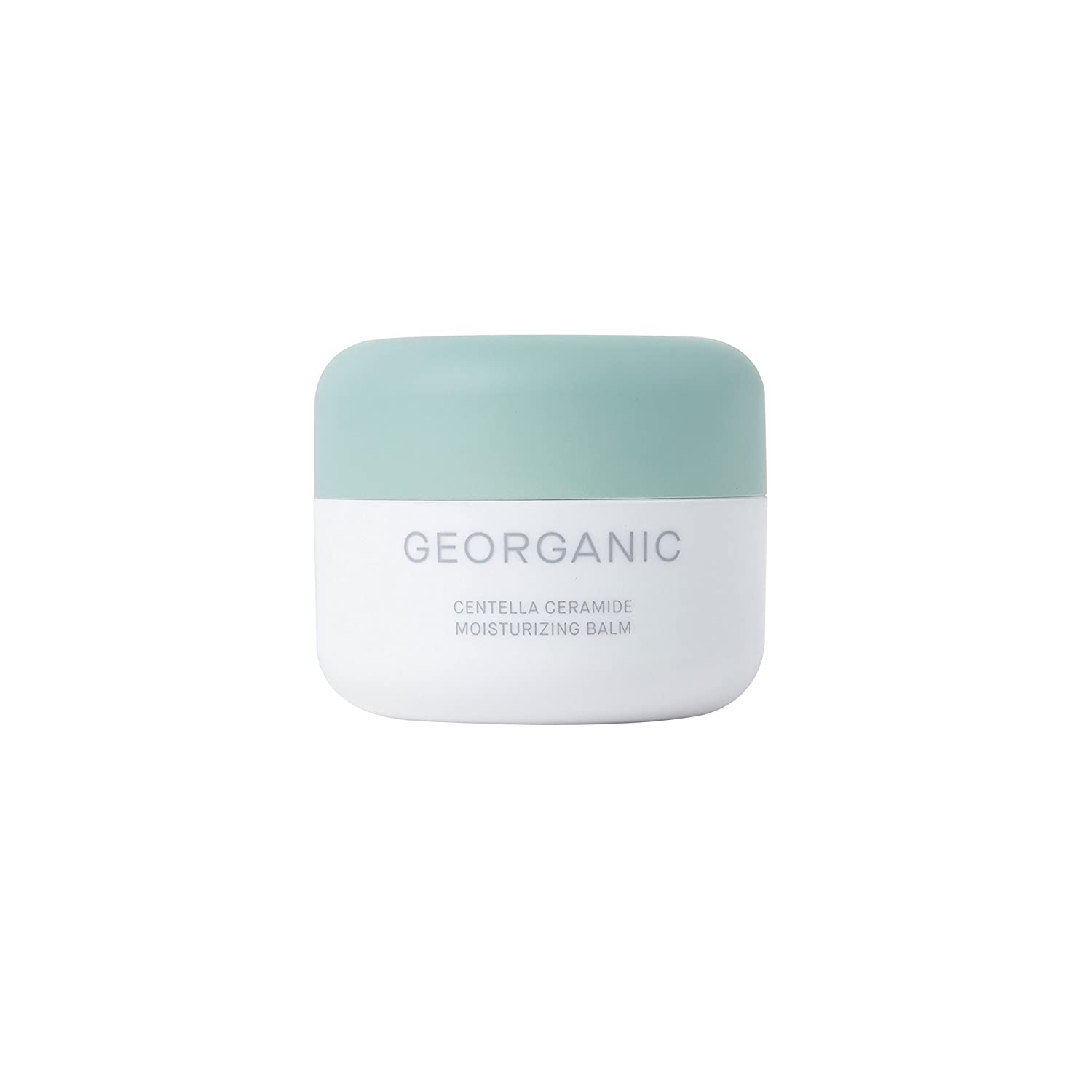 [GEORGANIC] Centella Ceramide Moisturizing Balm 45ml/1.52 fl.oz - Best Organic, Natural, Clean Beauty Moisturizer with Centella Asiatica (57%) from Korea. Great for troublesome areas and dry skin