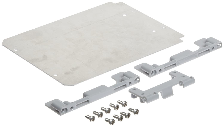Integra ASWPK86-IMP Complete Kit, Aluminum Swing Panel, Hinged and Rigid Bracket, Screws, 8