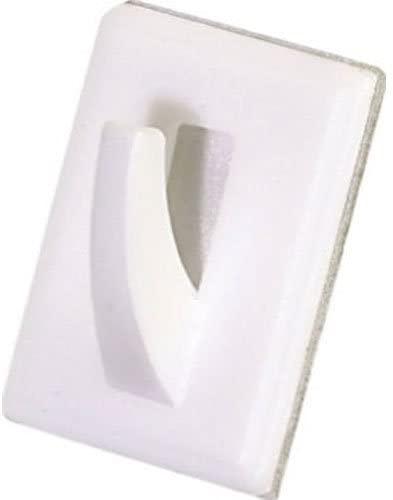 The Hillman Group 122298 Adhesive Plastic Utility Hooks