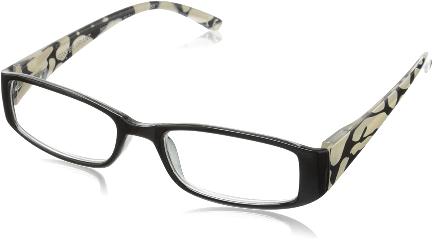 Foster Grant Women's Tatum Square Reading Glasses