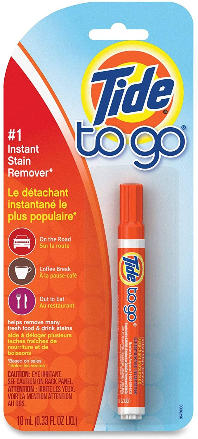 Tide To Go Instant Stain Remover 0.33 oz ( Pack of 6)