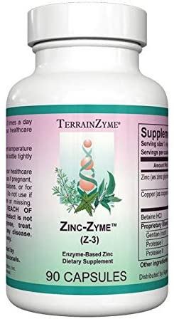 Zinc-Zyme (Z-3) by Apex Energetics
