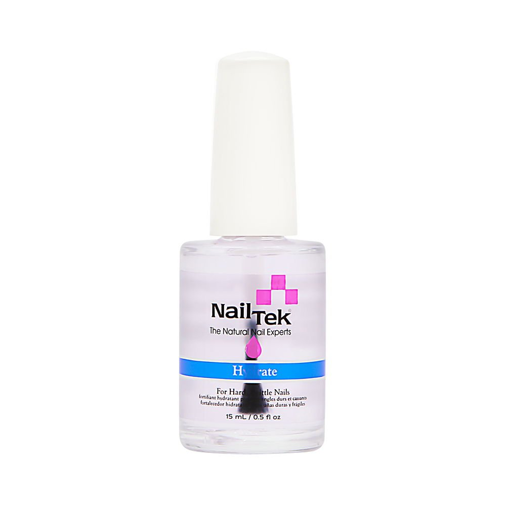 Nail Tek Hydration Therapy, Moisturizing Strengthener 3, For Dry, Brittle Nails