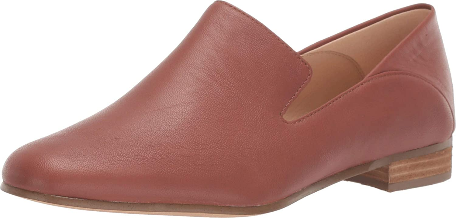 CLARKS Women's Pure Viola Slip On Loafers