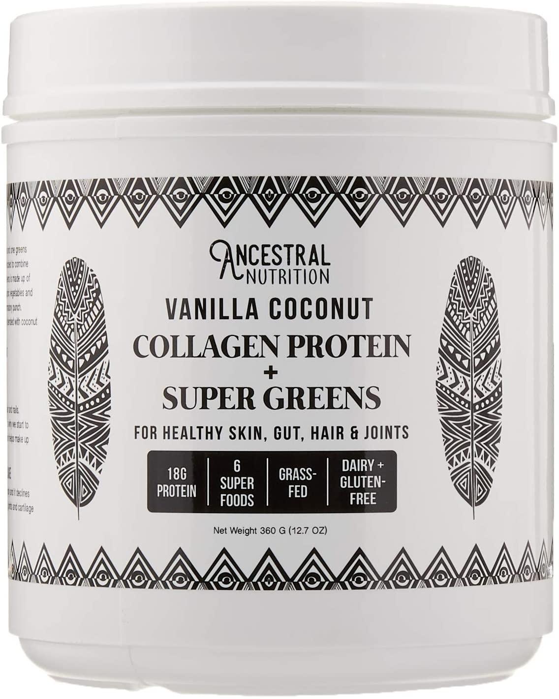 Collagen Protein and SuperGreens