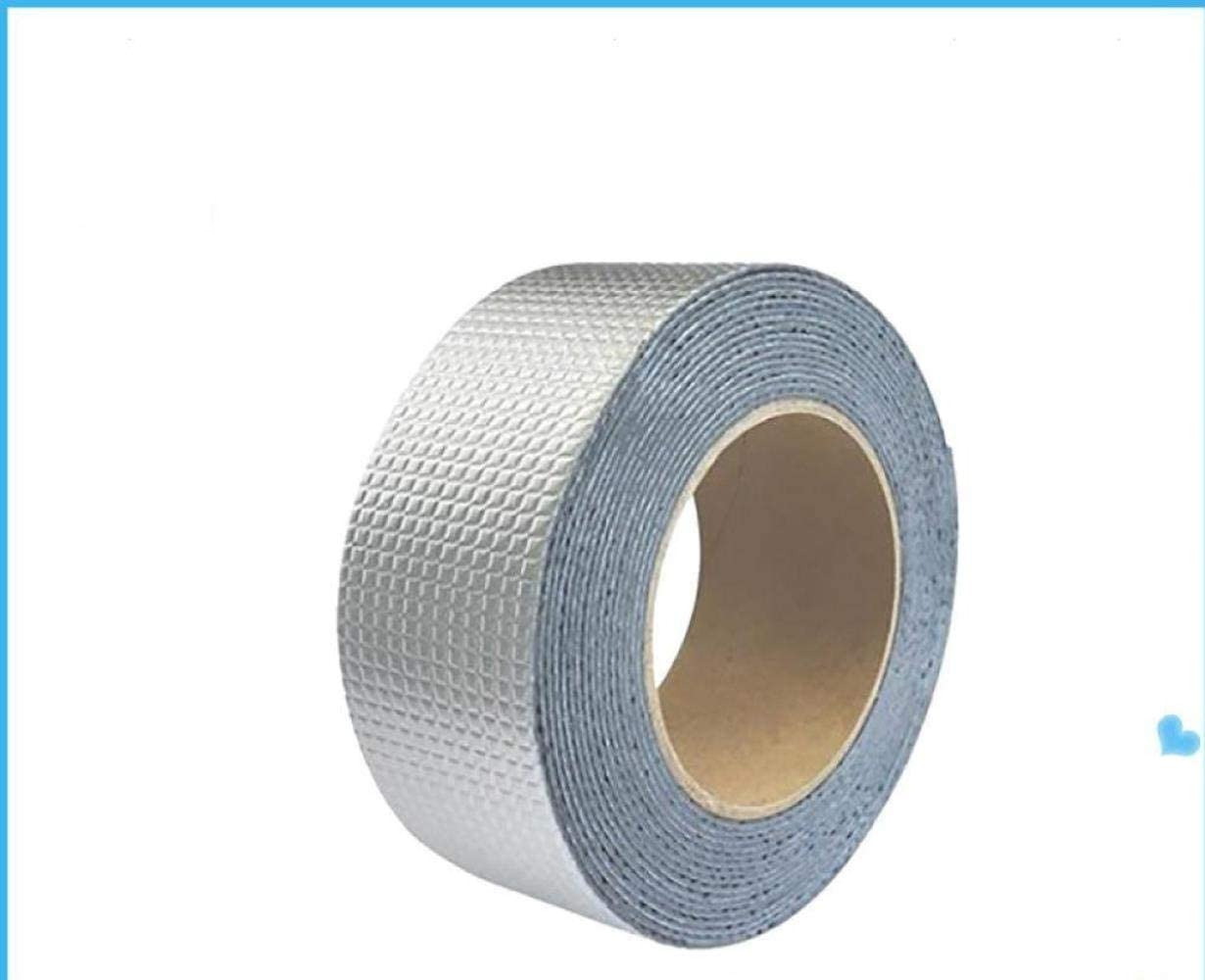 Flex Flexible Butyl All Weather Patch and Shield Repair Tape,for Roof,RV Repair, Window, Boat Sealing, Glass and EDPM Rubber Roof Patching