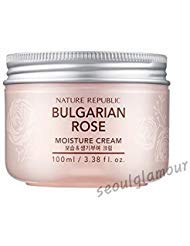 [NATURE REPUBLIC] BULGARIAN ROSE MOISTURE CREAM (100ml)