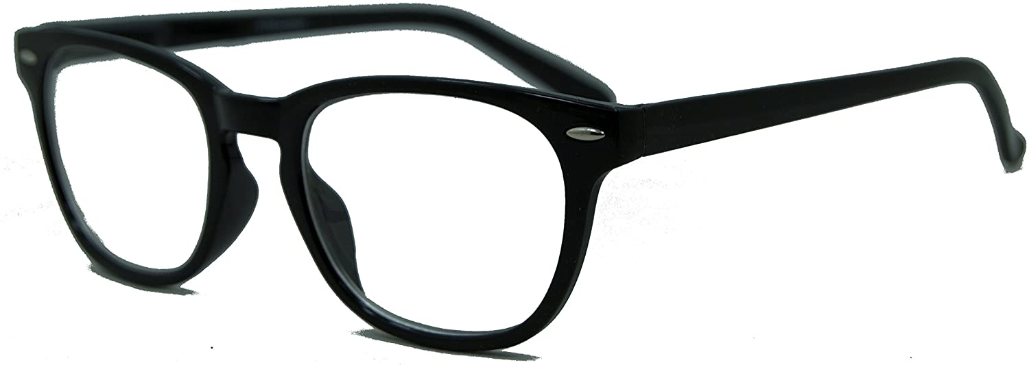 In Style Eyes Relaxed Classic BiFocal Reading Glasses Set