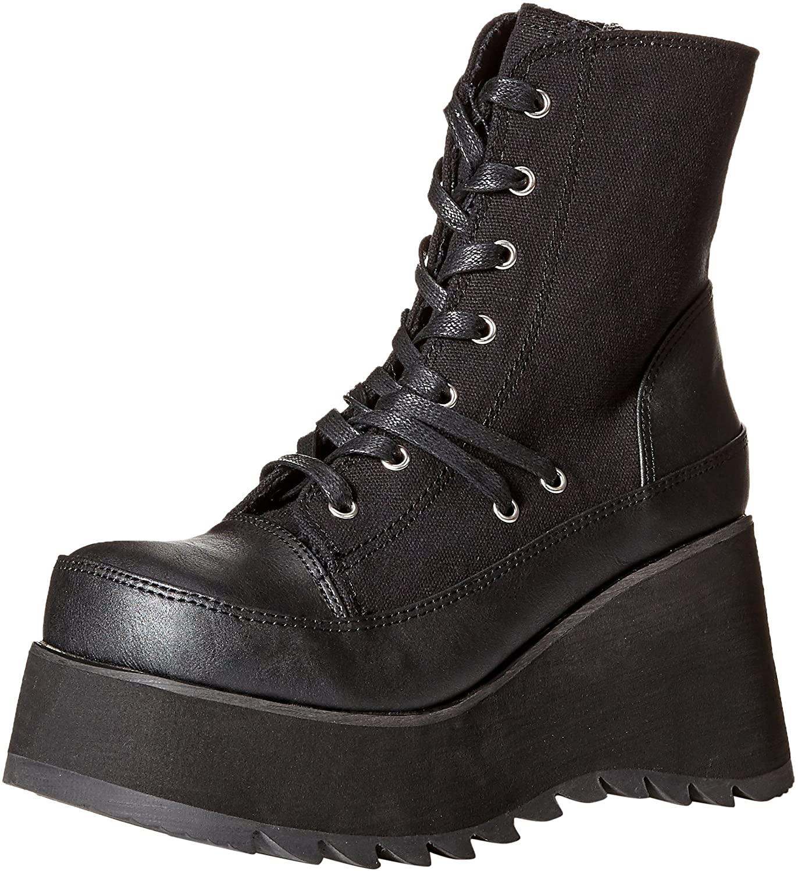 Demonia Women's SCENE-50 Ankle Boot